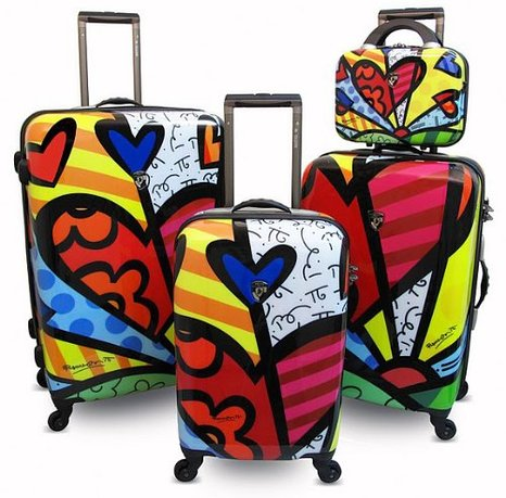 Heys Romero Britto Luggage
